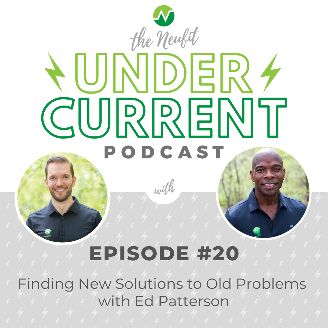 Episode 20: Finding New Solutions to Old Problems with Ed Patterson