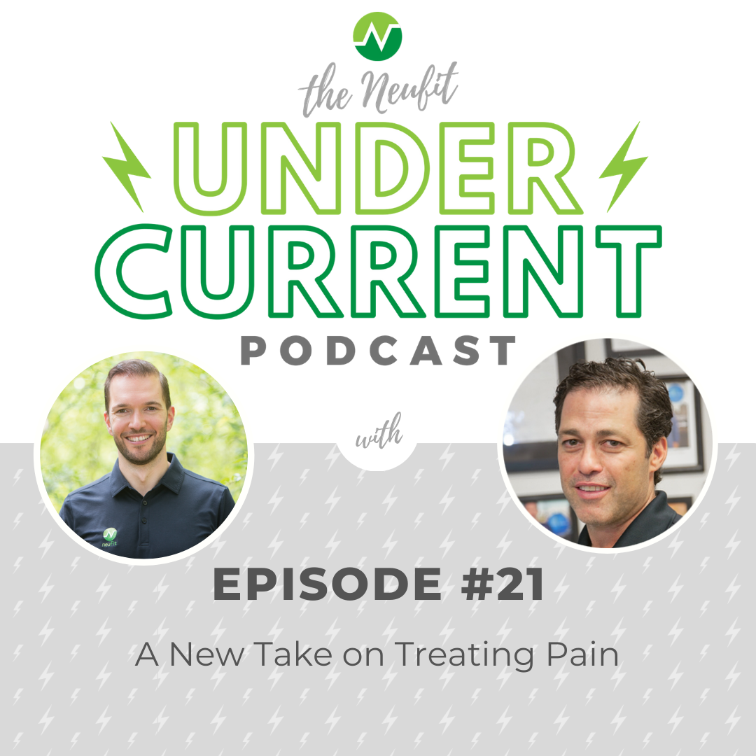 Episode 21: A New Take on Treating Pain
