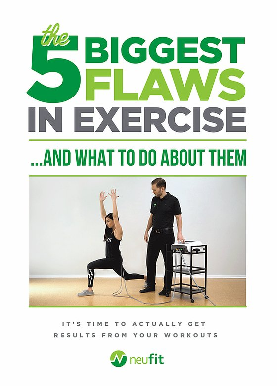 The Five Biggest Flaws in Exercise and What To Do About Them