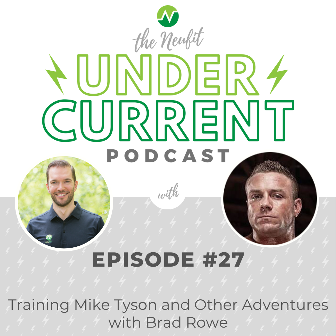 Episode 27: Training Mike Tyson and Other Adventures with Brad Rowe