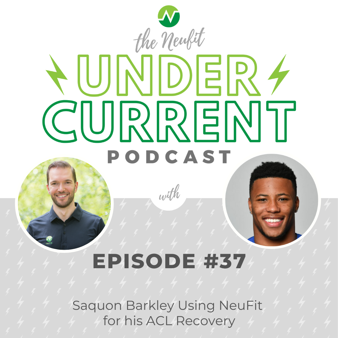 Episode 37: Saquon Barkley Using NeuFit for his ACL Recovery